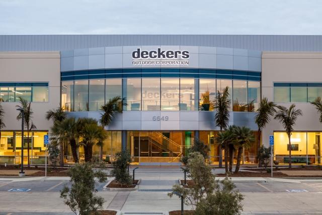 deckers