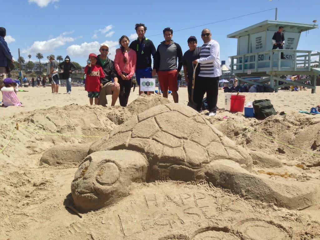 Sand Castle Competition 2